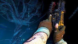 INSANE NEW MAP! EASTER EGG! HELPING RICHTOFEN! Das Stahllabor (Call of Duty Black Ops 3 Zombies Mod)