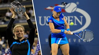 Kim Clijsters Returns! Her Best Shots at US Open