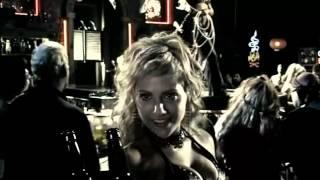 Jessica Alba in Sin City