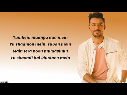 Zindagi Mil Jayegi (Lyrics) - Tony Kakkar...