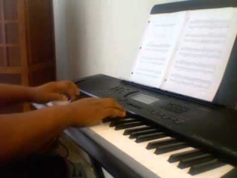 Final Fantasy X-Path of Repentance on Piano