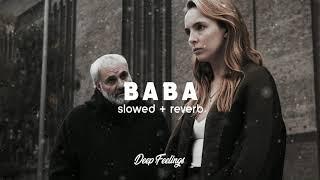 Ayaz Erdoğan - Baba (Slowed + Reverb) Resimi