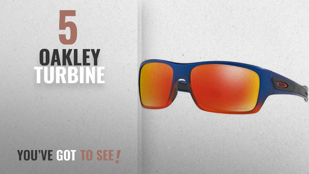 7e596b6fcec Top 10 Oakley Turbine   Winter 2018    Oakley Mens Turbine ...
