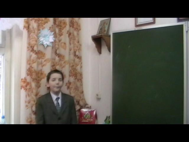 Изображение предпросмотра прочтения – АлексейНизамов читает произведение «Звезда (Вверху одна горит звезда…)» М.Ю.Лермонтова