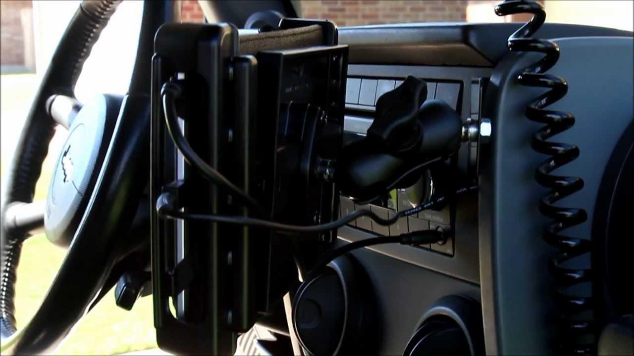 Nexus 7 Install In Jeep Wrangler Jk Unlimited September