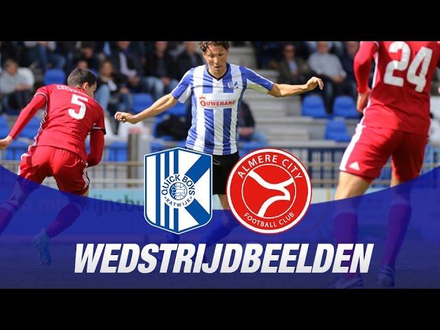 Samenvatting Quick Boys - Jong Almere City FC 0-3