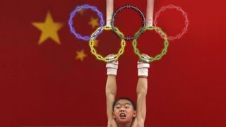 This is the cost in blood of China's lust for Olympic gold. Chinese...