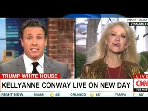 "Kellyanne Conway ""Let Me Tell YOU What I Feel Good About! That Donald Trump Is POTUS!"""
