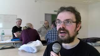 Espéranto-Loiret, stage à l'espace associatif Bustière