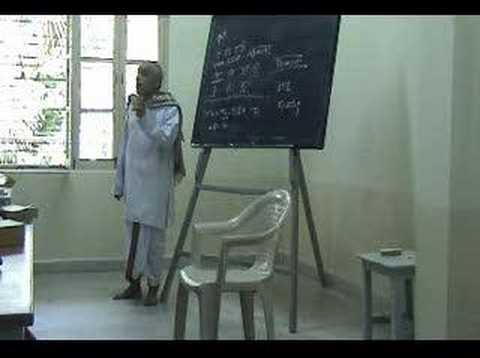 Vyakarana Kakshya (Sanskrit Grammar Classes) LSK-2  1.1