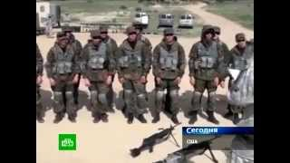 Fort Carson,Colorado -Russians Troops on US Soil !!! 100% Proof