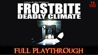 FROSTBITE : Deadly Climate | Full Playthrough | Gameplay Walkthrough No Commentary 1080P / 60FPS