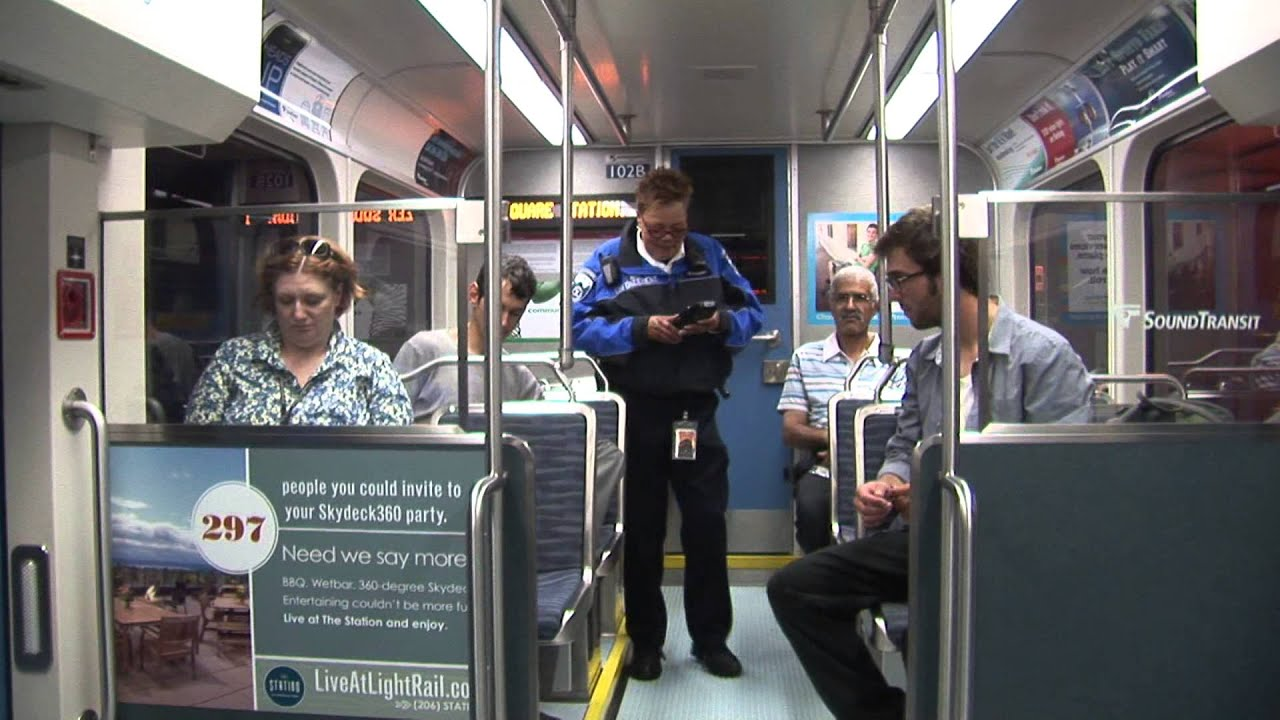Riding Transit with your King County Employee ID/ORCA Card