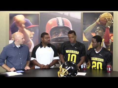 Whitney Young football season preview 2014