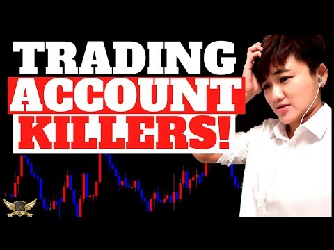 10 Things That Are Killing Your Forex Trading Account