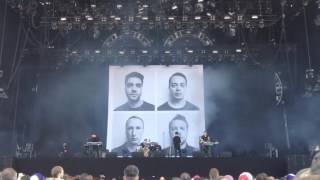 Goose @ Rock Werchter 2016 0207 1925-2040 Main Stage - Full Concert