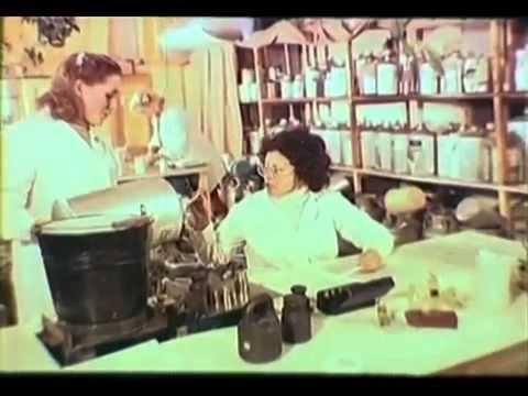 Парфюмерная фабрика Дзинтарс (1983 год)