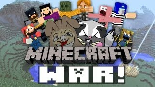 Repeat youtube video The Creatures Minecraft War Main Video