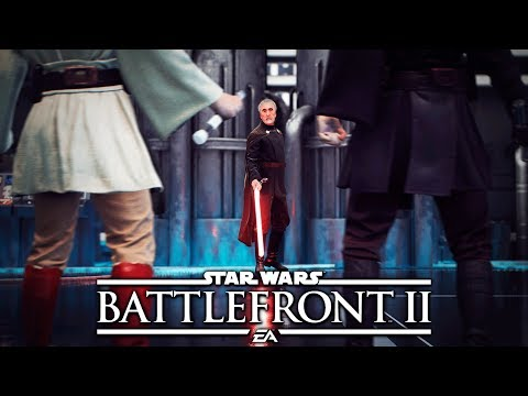 МОИ СИЛЫ ВОЗРОСЛИ   Star Wars Battlefront 2   #starwars #battlefront #stream thumbnail
