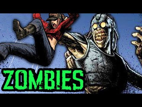 MISTY ALMOST KILLED BY CYBORG ZOMBIE! (NEW BO3 Zombies Timeline Comic Teaser)