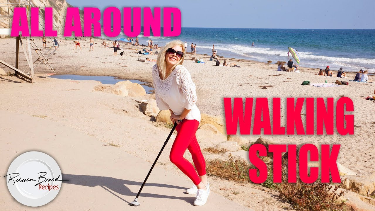 All Around Walking Stick Review Not A Cane Travel Hiking With Ility And Cool Look