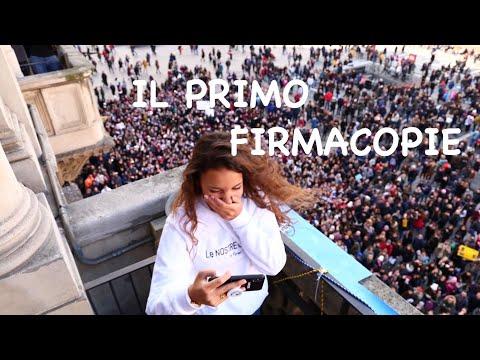 PRIMO FIRMACOPIE A MILANO || Vlog 23/02/2019