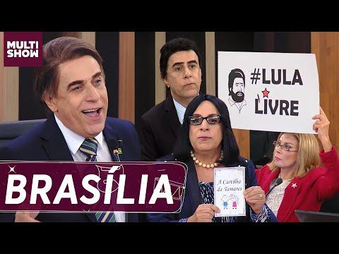 TOMSONARO Tamares e Sério Moro: donos de Brasília  RESUMO DA SEMANA  Multi Tom  Humor Multishow