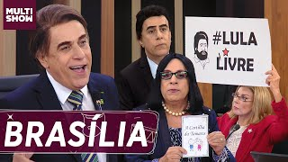 TOMSONARO Tamares e Sério Moro donos de Brasília RESUMO DA SEMANA Multi Tom Humor Multishow