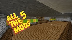 All The Mods 5: Episode 2 - BASE PLANS