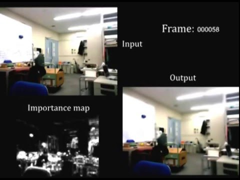 Real-Time Enhancement of Image and Video Saliency using Semantic Depth of Field