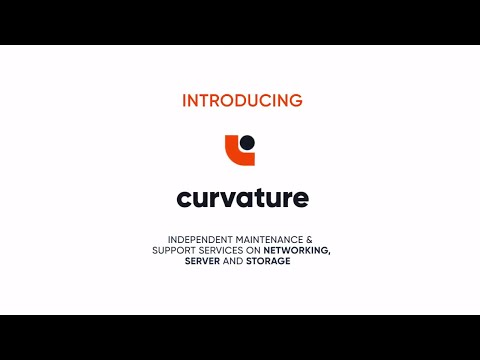 NetSure - Curvature's Third-Party IT Maintenance Alternative for Networking Services and Support