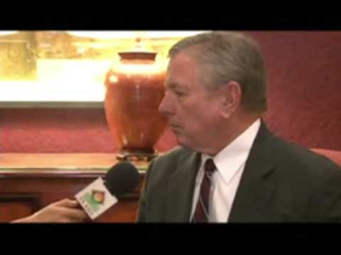 NAIRA Ashcroft Interview: Economy & Bailouts