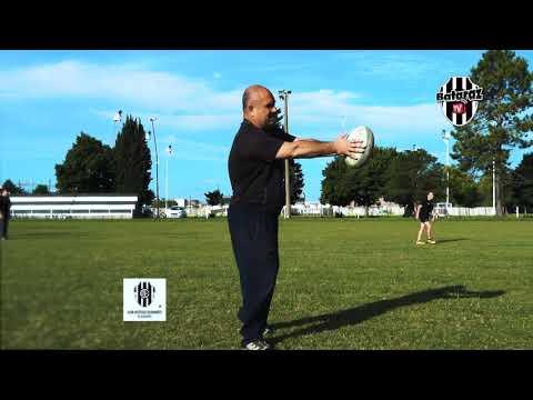 DeporTips Rugby: Pases y tackle a la cintura