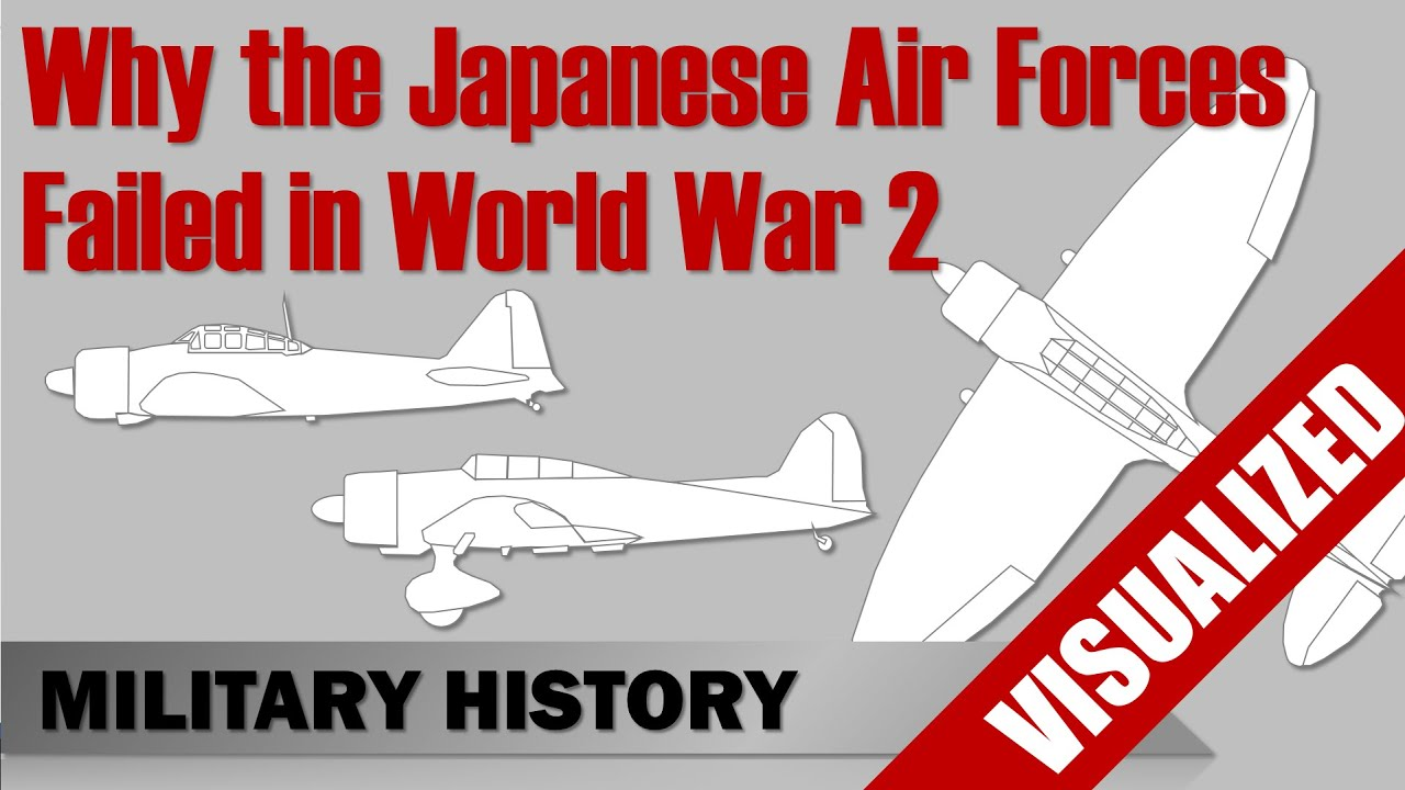 why the ese air forces failed in world war