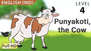"Punyakoti, the Cow: Learn English (IND) with subtitles - Story for Children ""BookBox.Com"""