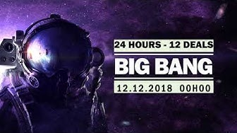 12.12.2018 - Big Bang Day - DeinDeal.ch