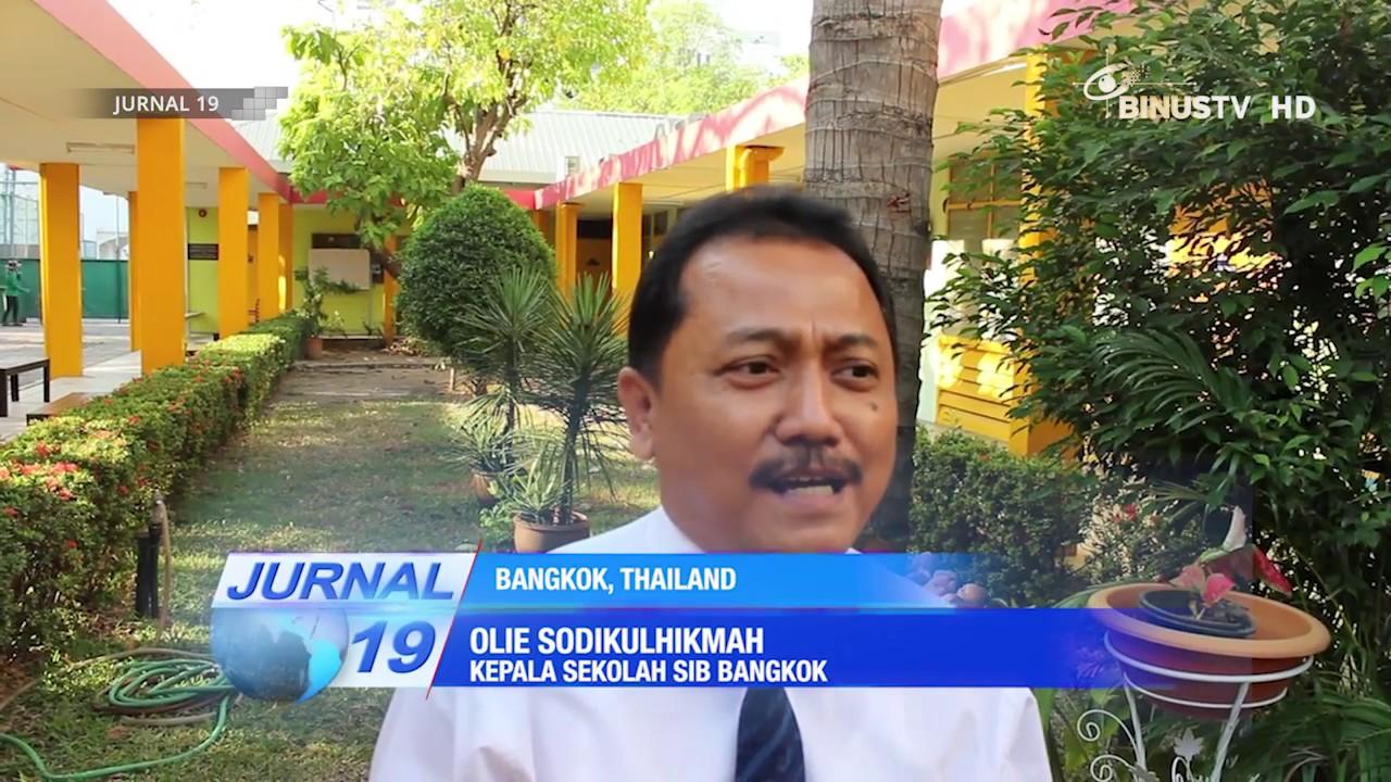 [Liputan] Sekolah Indonesia di Bangkok