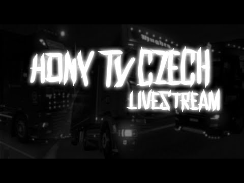 Euro Truck Simulator 2 | Farming Simulator 2 | Stream Hony TV Czech