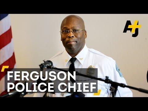 Ferguson Announces Andre Anderson As Interim Police Chief
