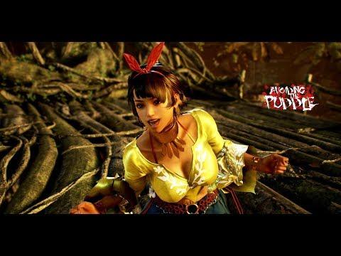 Aris Plays Tekken 7 Ranked - Josie the Warrior