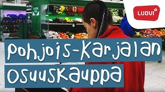 Työn raivaajat! - Pohjois-Karjalan Osuuskauppa