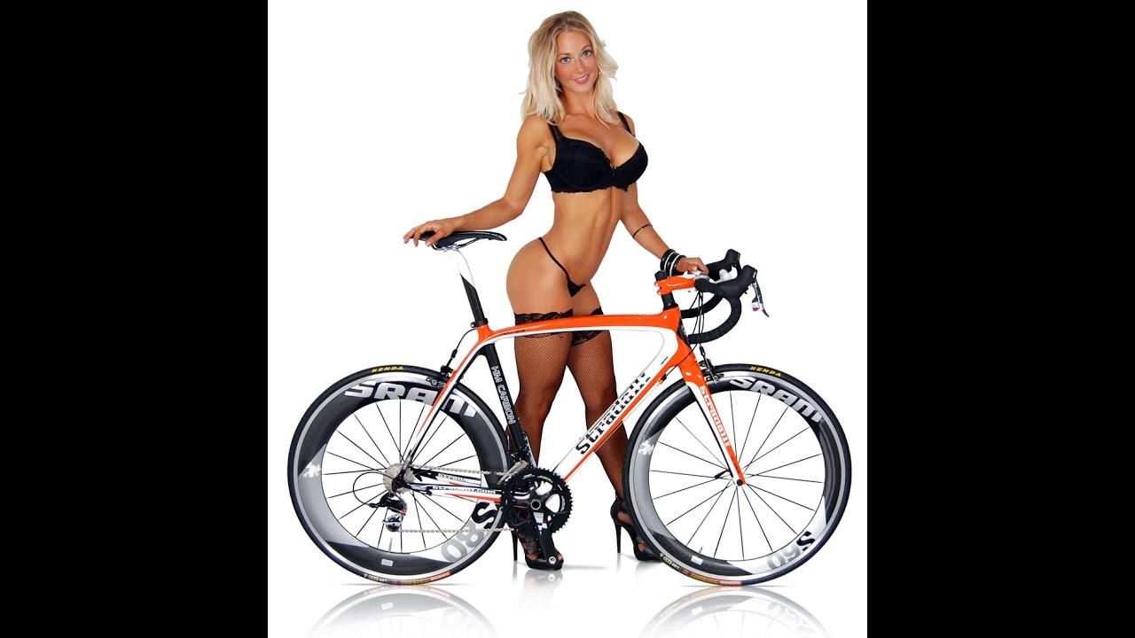 babe Sexy bicycle