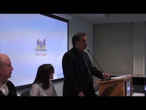 "Mark Ramsankar at ""Alberta Could..."" Campaign Launch"