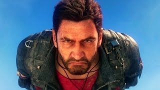 JUST CAUSE 3 Official Trailer