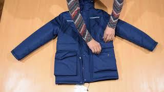 """Обзор демисезонной куртки """"ЛЕД"""" на мальчика"""