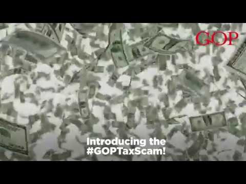 Introducing the GOP Tax Scam