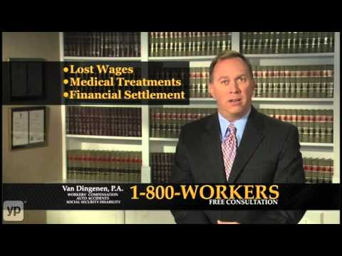 Van Dingenen | Workers Comp Attorney | Winter Park, FL