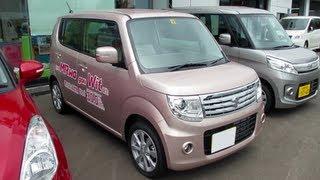 2013 New Suzuki MR Wagon Wit - Exterior & Interior