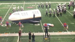 Sandra Day O'Connor Panther Band 2018 BOA Super Regional - IFLY