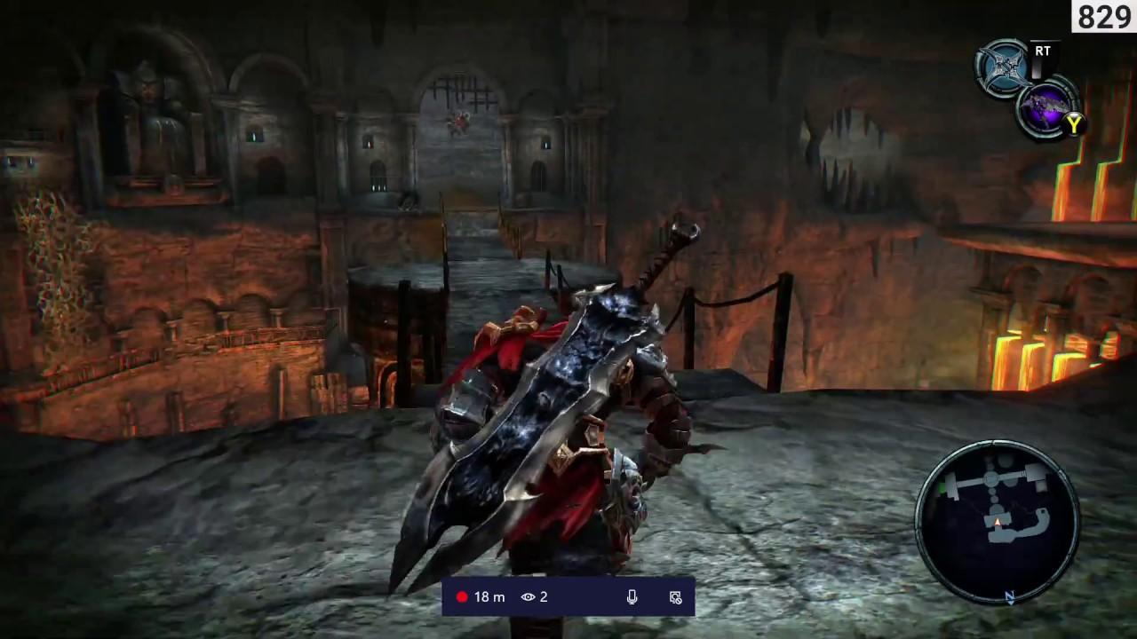 En Directo - DarkSiders Warmastered Edition - Gameplay Español ...